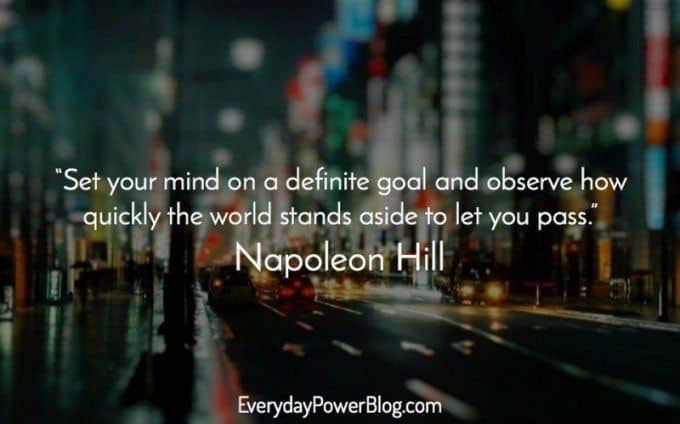 45 Napoleon Hill Quotes From Think And Grow Rich (2020)