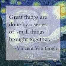 Image result for interesting van gogh starry night quote