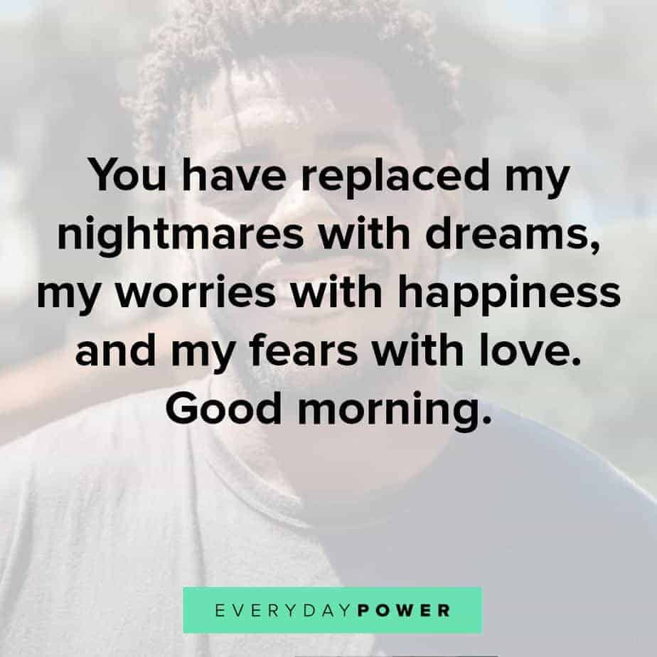120 Good Morning Quotes For Him Celebrating Love 2020