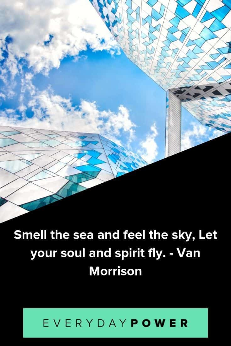 Uplifting Sky Quotes For Those Who Marvel The World Above