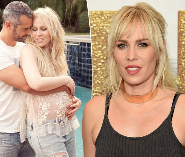 Natasha Bedingfield Reveals She Is Expecting Her First Baby With Gorgeous Pics