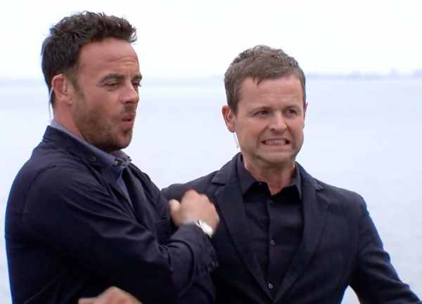 Declan Donnelly 'Caught Between Ant And His Estranged Wife ...