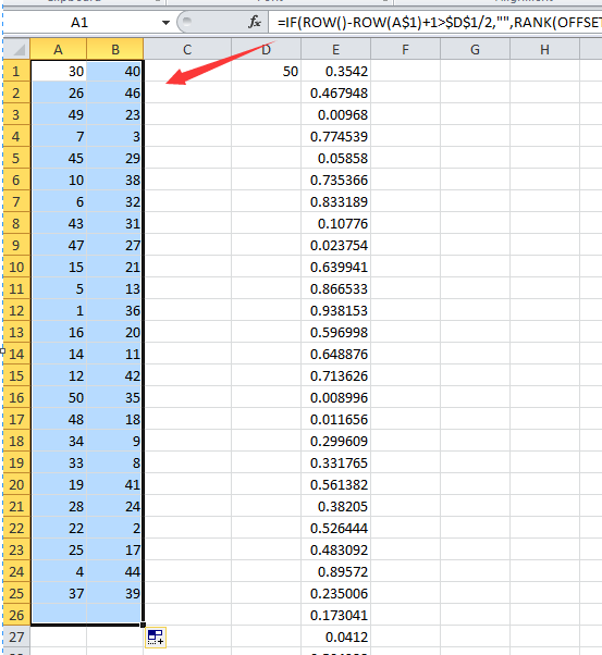 How To Generate Random Number Without Duplicates In Excel
