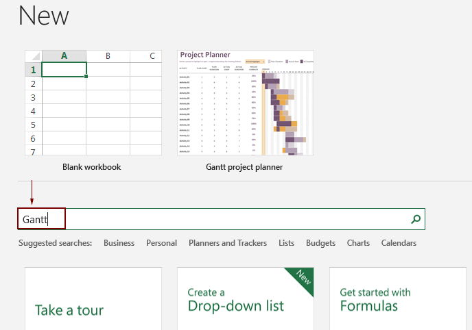 You can also edit a graph in google docs. Create A Gantt Chart In Excel