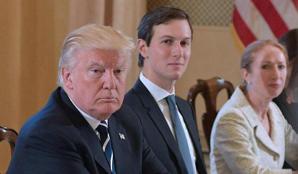 Donald Trump's Son-In-Law Requested Secret Direct Line To ...