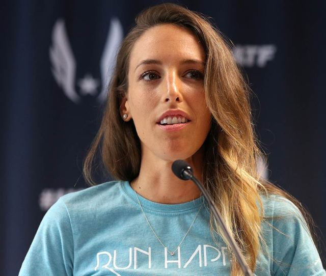 Runner Gabriele Grunewald Has Died Pic Getty Images