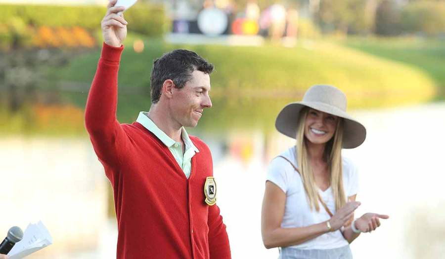 Rory McIlroy's Wife Expecting Baby Girl Any Day Now