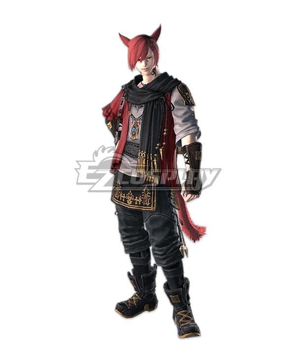 Final Fantasy XIV G'raha Tia B Cosplay Costume