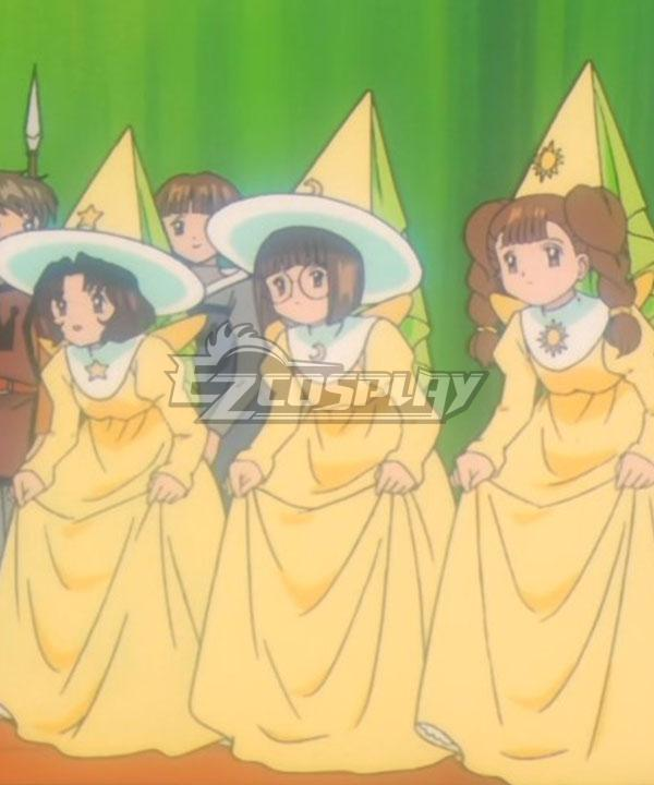 Cardcaptor Sakura Elf Episode 42 Sleepy Beauty Cosplay Costume