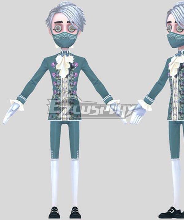 Identity V Embalmer Aesop Carl Music Master Halloween Cosplay Costume
