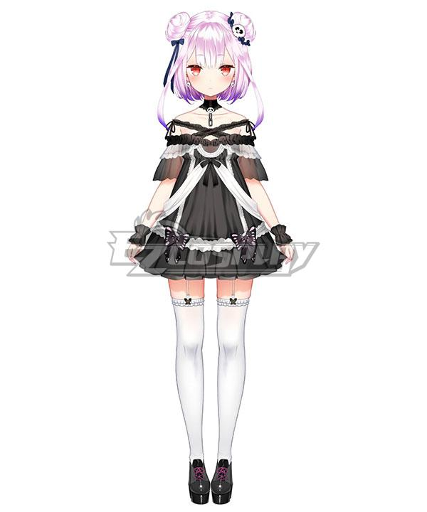 Holdlive Virtual YouTuber Uruha Rushia Cosplay Costume - B Edition