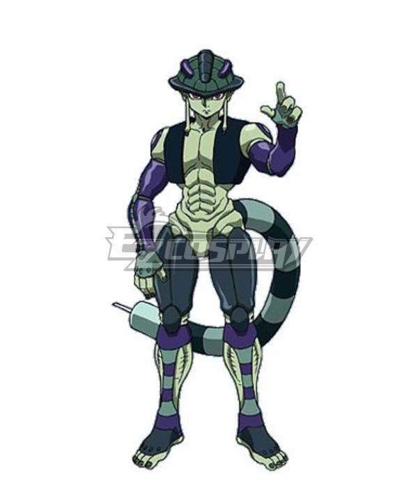Hunter × Hunter Meruem Cosplay Costume