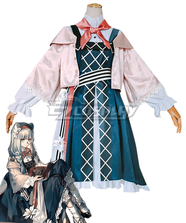 Arknights Истина Rhodes Kitchen Cosplay Costume