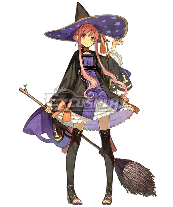 Atelier Ayesha: The Alchemist of Dusk Wilbell Voll-Ersleid Cosplay Costume