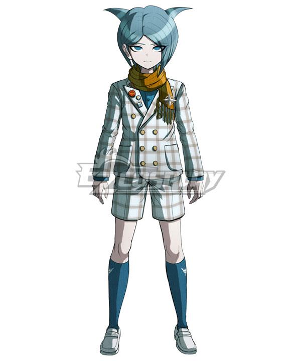 Danganronpa Dangan Ronpa Another Episode: Ultra Despair Girls Shingetsu Nagisa Cosplay Costume