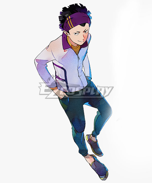 Digimon Survive Ryou Tominaga Cosplay Costume