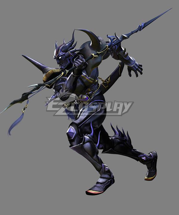 Dissidia Final Fantasy NT Dark Knight Cecil Fullset Cosplay Costume