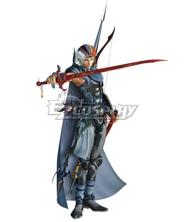 Dissidia Final Fantasy NT Firion Fullset Cosplay Costume