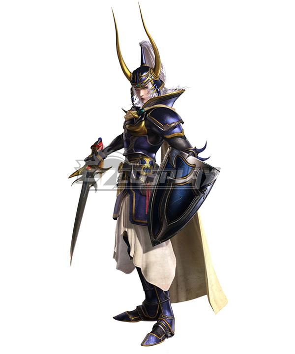 Dissidia Final Fantasy NT Warrior of Light Fullset Cosplay Costume