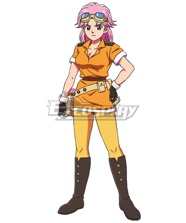 Dragon Quest: The Adventure of Dai 2020 New Anime Maam Cosplay Costume