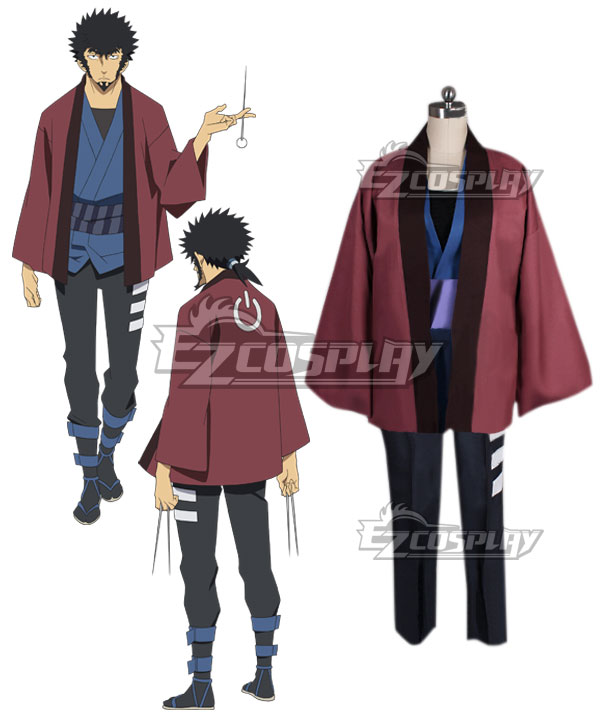 Dimension W Kyouma Mabuchi Cosplay Costume - B Edition