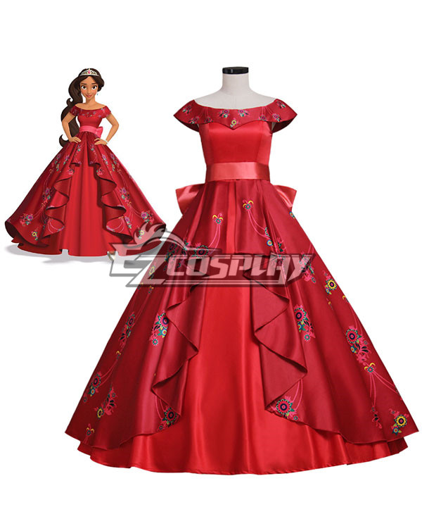 Elena of Avalor Princess Elena Cosplay Costume - A Edition