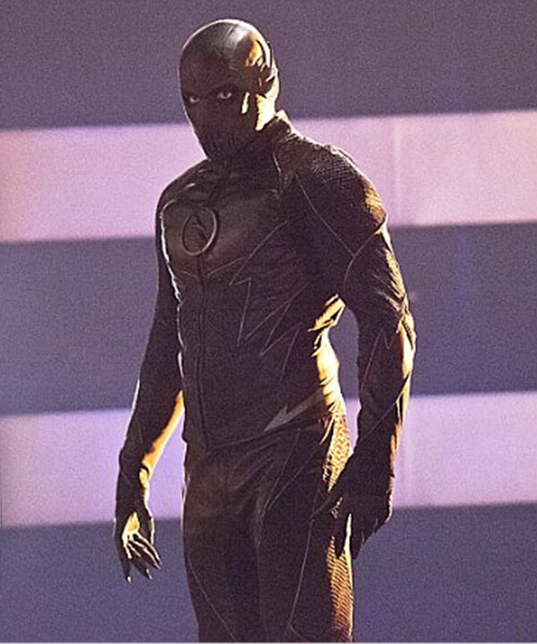 DC Comics The Flash Enter Zoom Cosplay Costume (Only the Coat)