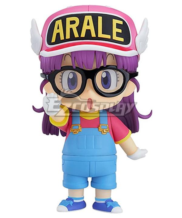 Dr. Slump Arale Cosplay Costume