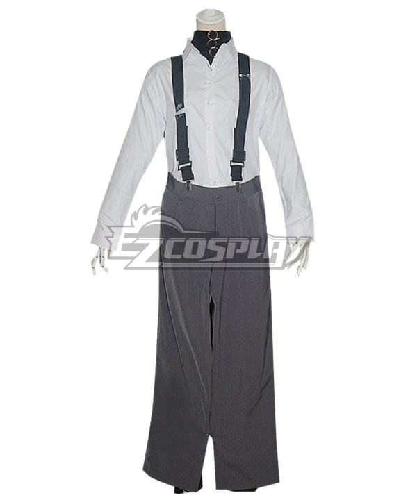 Edward Scissorhands Horror Halloween Cosplay Costume - B Edition