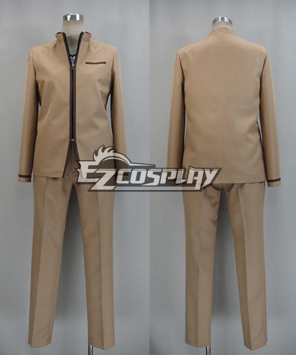 Fate Stay Night Shirou Emiya Cosplay Costume