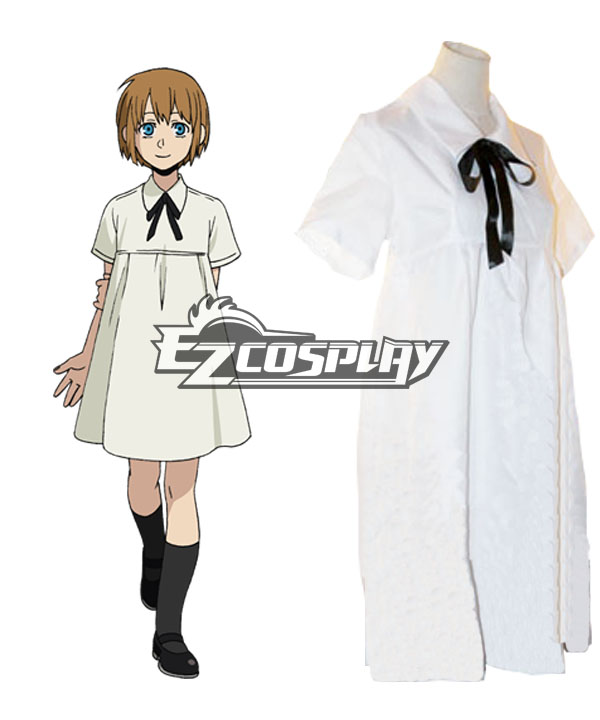 Gangsta Gyangusuta Nurse Nina Cosplay Costume