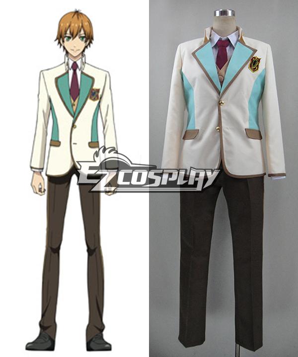 High School Star Musical Yuuta Hoshitani Uniform Cosplay Costume