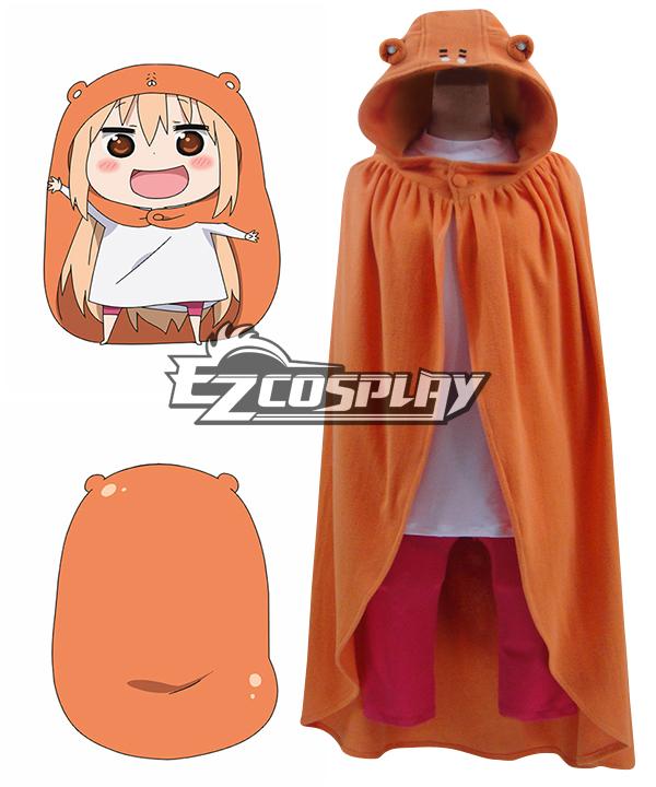 Himouto! Umaru-chan Doma Polar Fleece Cosplay Costume