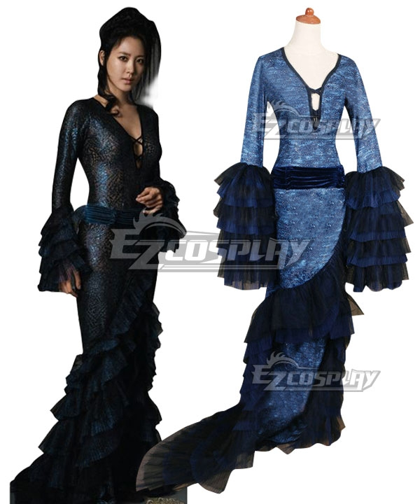 Fantastic Beasts The Crimes Of Grindelwald Nagini Cosplay Costume