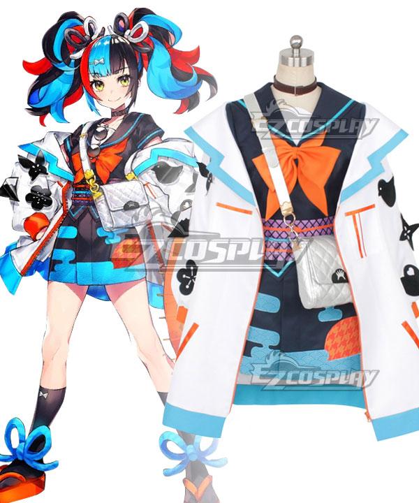Fate Grand Order FGO Sei Shonagon Archer Cosplay Costume