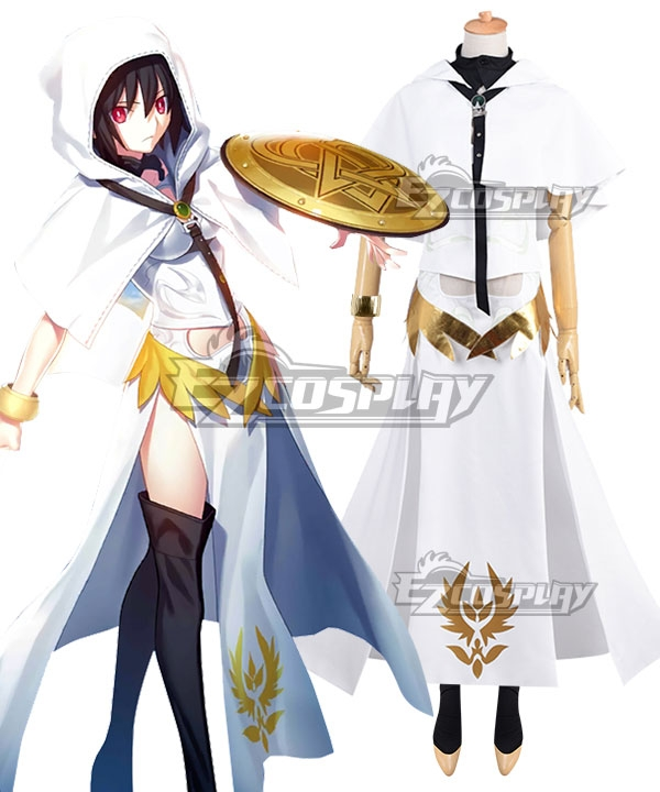 Fate Grand Order Lancer Valkyrie Cosplay Costume