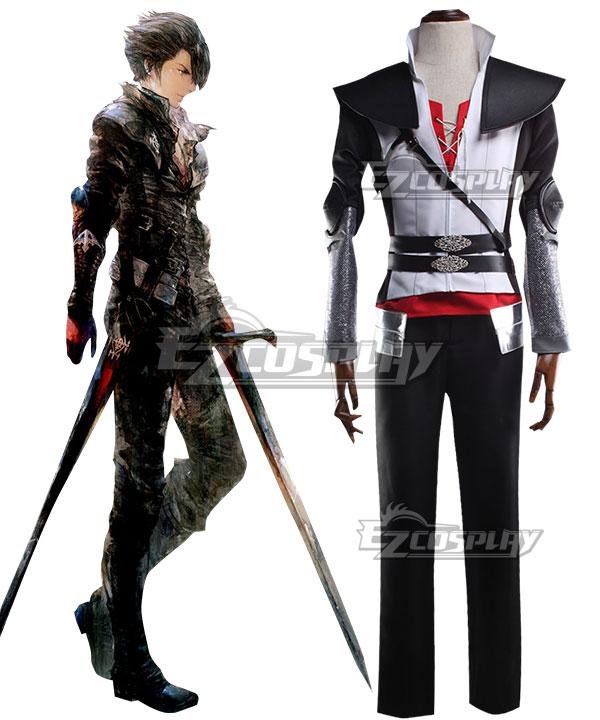 Final Fantasy XVI FF16 Clive Rosfield Cosplay Costume