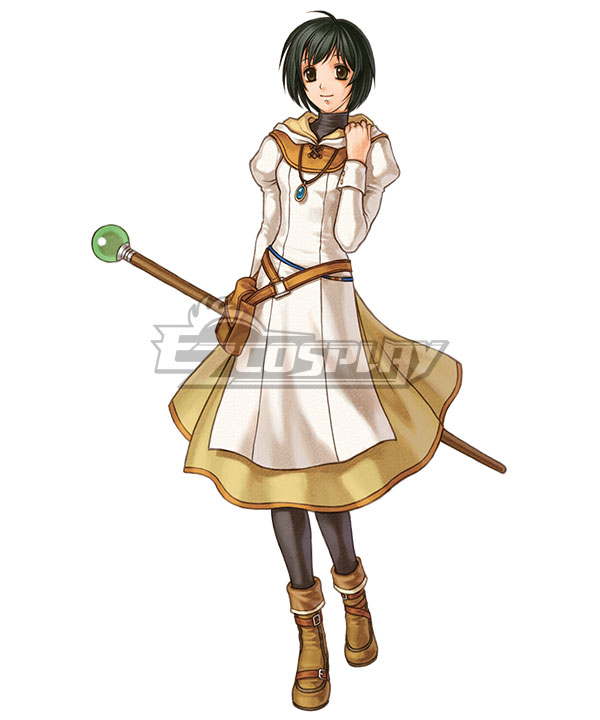 Fire Emblem: Radiant Dawn Laura Cosplay Costume