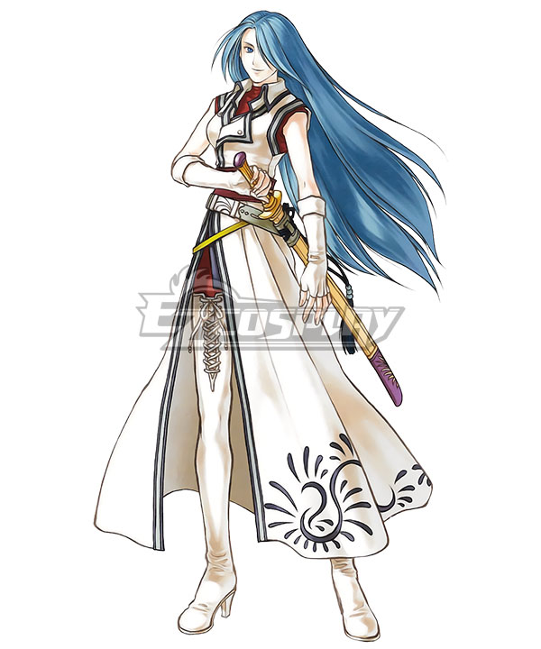 Fire Emblem: Radiant Dawn Lucia  Cosplay Costume