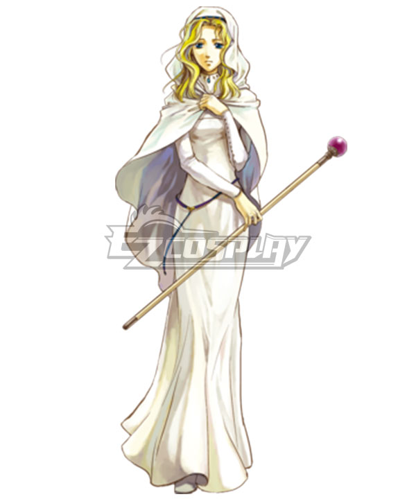 Fire Emblem: The Sacred Stones Natasha Cosplay Costume