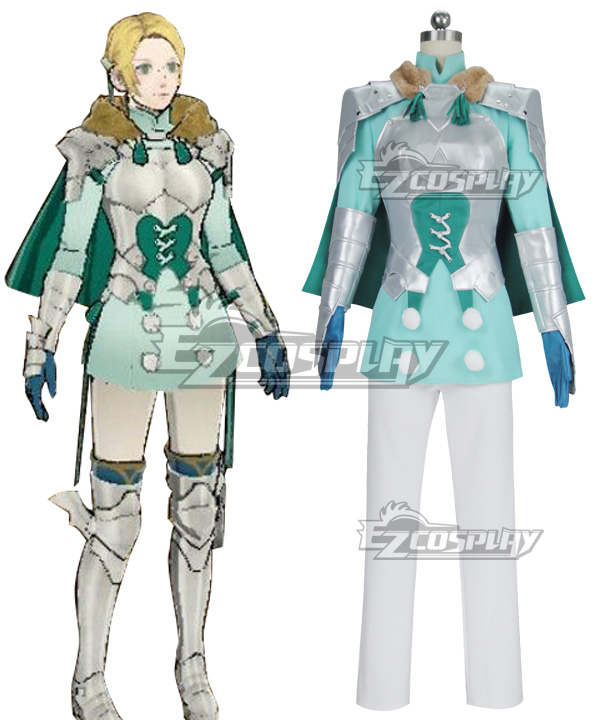 Fire Emblem: Three Houses 5 Years Ingrid Timeskip Cosplay Costume