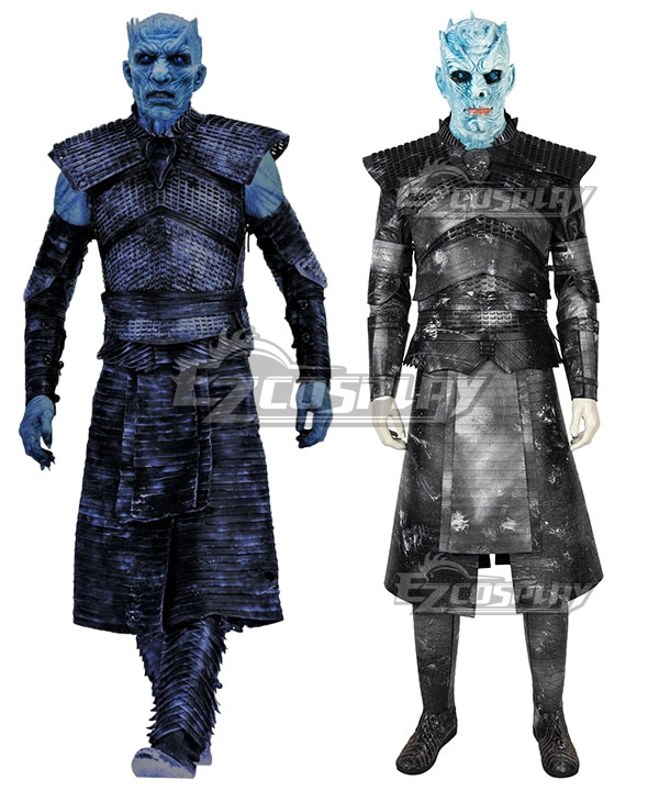 Game Of Thrones Season 8 Night King Cosplay Costume