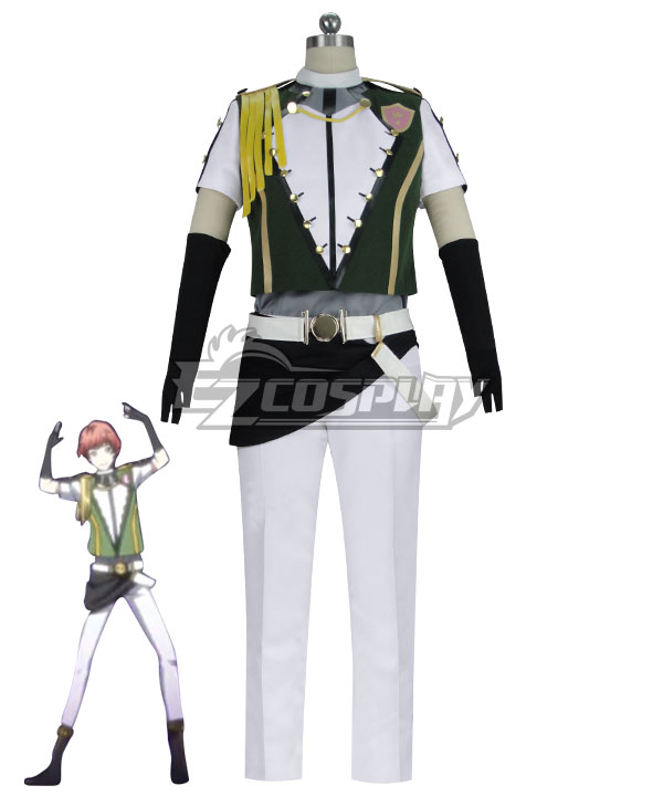 High School Star Musical Akira Ugawa Cosplay Costume New Edition