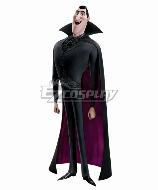 Hotel Transylvania 2 Count Dracula Cosplay Costume