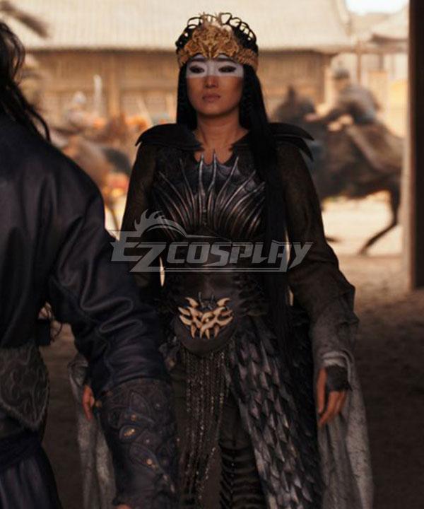 Hua Mulan 2020 Xianniang Cosplay Costume