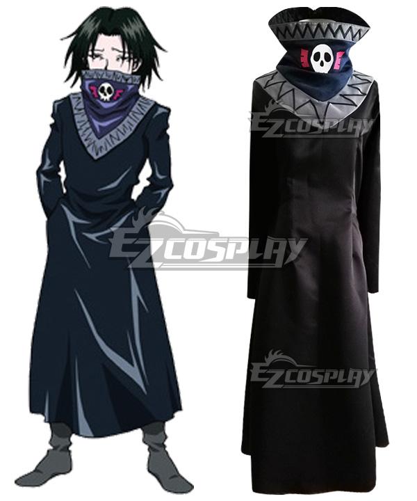 Hunter X Hunter Genei Feitan Cosplay Costume