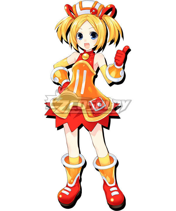Hyperdimension Neptunia B-Sha Cosplay Costume