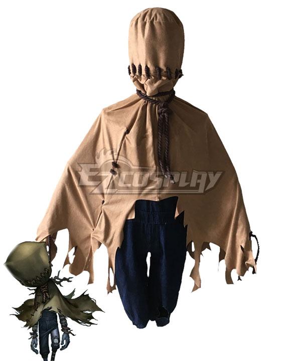 Identity V Axe Boy Robbie Halloween Cosplay Costume
