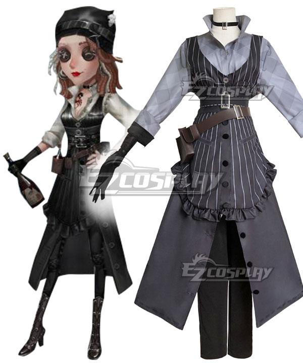 Identity V Barmaid Demi Bourbon Strong Mix Halloween Cosplay Costume