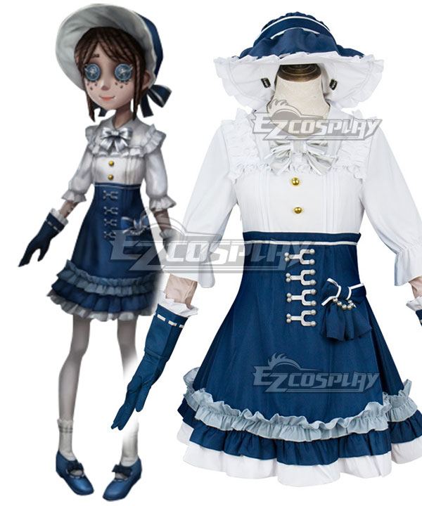 Identity V Gardener Emma Woods Boudoir Dream Halloween Cosplay Costume